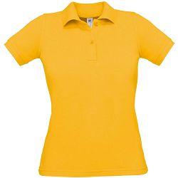 Polo majice B&C, Safran Pure , women, gold