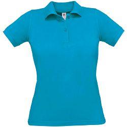 Polo majice B&C, Safran Pure , women, atoll