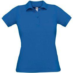 Polo majice B&C, Safran Pure , women, royal blue