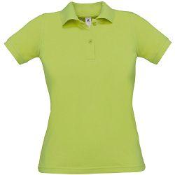 Polo majice B&C, Safran Pure , women, pistachio