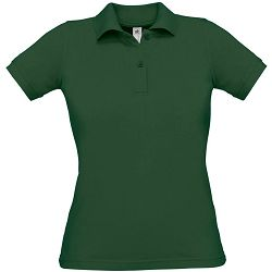 Polo majice B&C, Safran Pure , women, bottle green