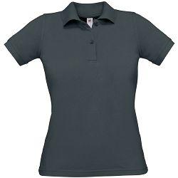 Polo majice B&C, Safran Pure , women, dark grey